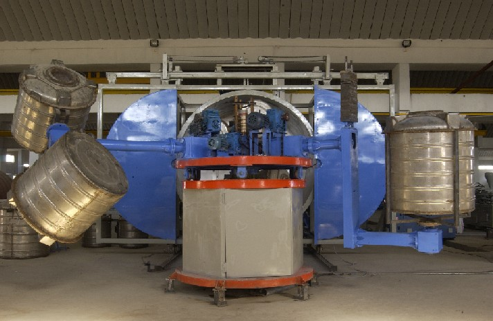 rotational molding machine